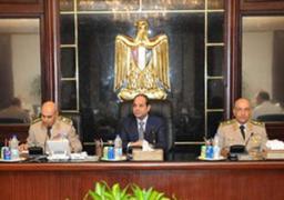 السيسي يعقد اجتماعًا مع القوات المسلحة لبحث تداعيات هجوم العريش الإرهابي