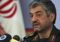 قائد الحرس الثورى الإيرانى يحذر إسرائيل من هجمات ساحقة