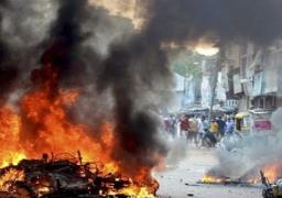 ارتفاع عدد ضحايا حريق مستودع ذخيرة مركزي بالهند لـ20 قتيلا