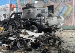 مقتل 7 على الأقل في هجوم على قاعدة عسكرية بالصومال