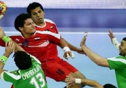 مواجهات صعبة لمصر والجزائر والسعودية في مونديال اليد