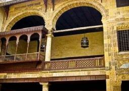 احتفالية إطلاق فعاليات جمعية التراث والفنون التقليدية فى بيت السناري
