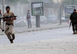 الجيش الليبي: مقتل 34 وإصابة 48 من قوات تابعة لـ«فجر ليبيا»