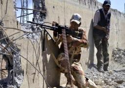 """القوات العراقية تقتل 26 """"داعشيا"""" بالأنبار.. ومسلحو التنظيم يفجرون 15 قصرًا رئاسيا بتكريت"""