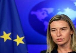 الاتحاد الأوروبي: نرى تقدما في وقف إطلاق النار بأوكرانيا