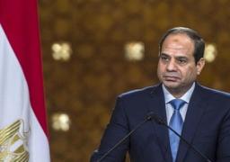 السيسي يتلقي تقريرا حول نتائج اجتماعات الخرطوم حول مشروع سد النهضة