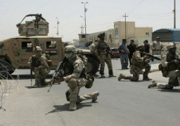 القوات العراقية تحرر منطقة الدور بصلاح الدين وتقتل 8 من داعش بالأنبار