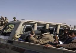 """انسحاب الحوثيين من """"قانية"""" بمأرب بعد خسائر فادحة"""