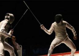 مصر تحصد عددا كبيرا من الميداليات الذهبية في البطولة الأفريقية للسلاح بالجزائر