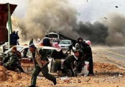 مقتل ثلاثة جنود بالجيش الليبي وإصابة 26 آخرين جراء الاشتباكات ببنغازي