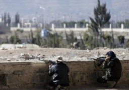 مقتل عشرة مسلحين موالين لهادي في قصف بالمدفعية