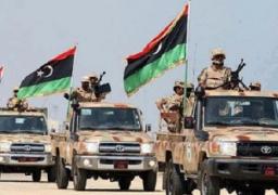 مقتل قائد بعملية «كرامة ليبيا» جراء اشتباكات منطقة العزيزية
