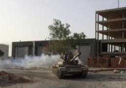 """مقتل 4 عناصر من قوات عملية """"فجر ليبيا"""" جراء الاشتباكات بالمنطقة الغربية"""