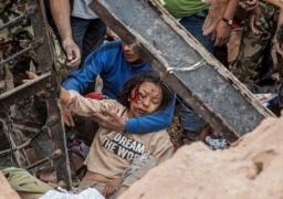 زلزلال جديد بقوة 5.7 درجة يضرب نيبال