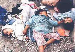 """تاريخهم ملطخ بالدماء..45 عامًا على مذبحة """"بحر البقر"""" أبشع جرائم عدو قتل 30 طفلًا"""