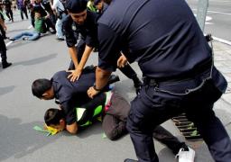 اعتقال 25 مشجعا عقب أعمال شغب فى كأس ماليزيا
