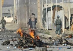 عملية انتحارية قرب مطار كابول توقع قتيلين وتصيب18