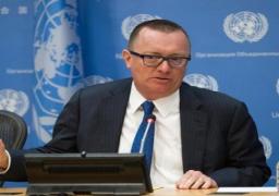 الأمم المتحدة تدعو نتنياهو الي ترجمة التزامه بحل الدولتين الي افعال