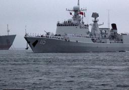 مناورات بحرية روسية مضادة للغواصات شرق روسيا