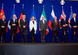 اسرائيل تحتج على احتمال رفع العقوبات المفروضة على ايران
