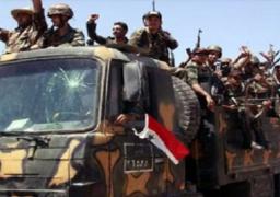 الجيش السوري وحزب الله يبدآن هجوما على الزيداني