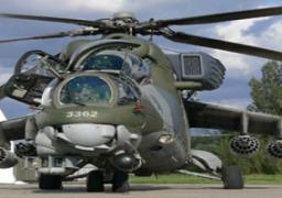 روسيا تسلم العراق أربع طائرات هليكوبتر فتاكة وأخرى تصل قريبا