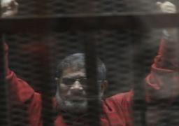 اليوم .. جنايات القاهرة تستأنف محاكمة مرسي في قضية التخابر مع قطر