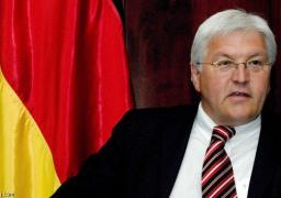 شتاينماير يحذر من العواقب السلبية لخروج اليونان من منطقة اليورو