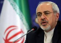 ظريف: نرغب في التعاون مع دول المنطقة وشعوبها