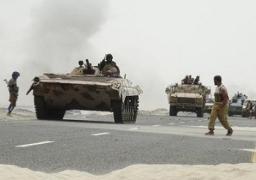 """الجيش والمقاومة يستهدفان تعزيزات للحوثيين في """"نقيل سمارة """" جنوب اليمن"""