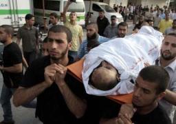 استشهاد فلسطيني على يد أمن إحدى المستوطنات شمال الضفة