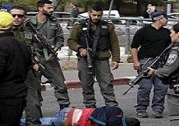 استشهاد فلسطيني برصاص قوات الاحتلال بزعم محاولته تنفيذ عملية طعن