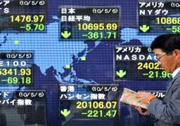 """مؤشر """"نيكى"""" يفتح منخفضا 0.21% فى طوكيو"""