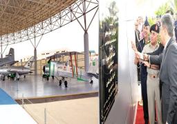 بالفيديو … الفريق أول صدقى صبحى يشهد إفتتاح متحف القوات الجوية