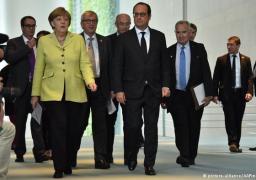 اجتماعات مكثفة ببرلين لبحث تداعيات خروج بريطانيا من الاتحاد الأوربي