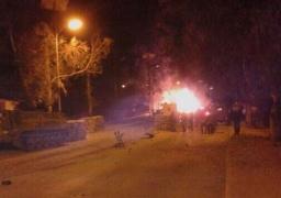 استشهاد 5 أشخاص و مقتل 4 انتحاريين في انفجارات متتالية بمنطقة القاع اللبنانية