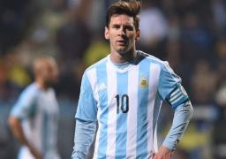ميسي يعلن اعتزاله اللعب الدولي بعد خسارة الأرجنتين بطولة كوبا امريكا