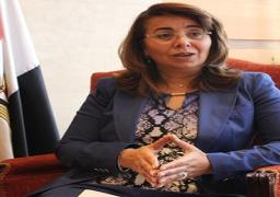 وزيرة التضامن ومدير صندوق تحيا مصر يفتتحان مجمع الدفاع الاجتماعي بالاسكندرية
