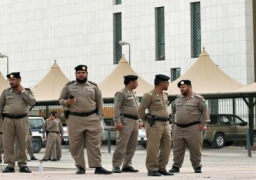 إحباط عملية إرهابية كانت تستهدف مصلين بالقطيف شرق السعودية