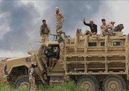 القوات العراقية تبدأ اقتحام مطار الموصل ومعسكر الغزلاني