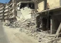 المرصد السورى : مقتل 30 مسلحا من داعش خلال اشتباكات بريف الرقة الشمالى