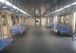 وزير النقل يشهد اليوم تشغيل قطار مكيف بالخط الأول للمترو