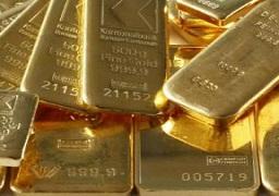اسعار الذهب تتحرك قرب أقل مستوى في 10 أشهر