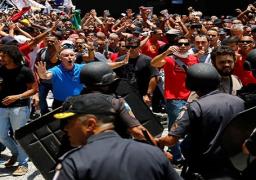 اشتباكات بين الشرطة ومحتجين على إجراءات التقشف في البرازيل