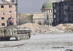 القوات السورية تنجح فى السيطرة على ثلثى حلب الشرقية