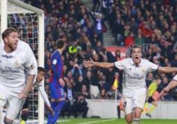 الكلاسيكو.. راموس يقود ريال مدريد لخطف تعادل مثير من برشلونة