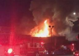 9 قتلى و15 مفقودا في حريق خلال احتفال قرب سان فرنسيسكو