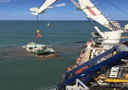 إحالة إثنين من التفتيش البحري للمحاكمة التأديبية في قضية غرق مركب رشيد