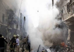 مقاتلو المعارضة السورية يطالبون بهدنة إنسانية فورية شرق حلب