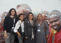 نصر تعرض التجربة المصرية كنموذج ناجح للشراكة بمؤتمر بكينيا